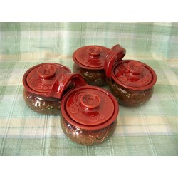 Asztali fűszertartó  (só,bors)